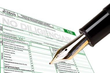 ¿Cómo diligenciar los renglones 30 a 32 en los formularios para Declaraciones de Renta?