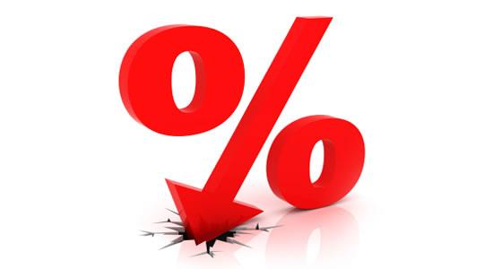Disminuyó tasa de interés de mora sobre deudas tributarias para el trimestre julio-septiembre de 2013