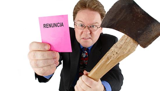 Renuncia sin preaviso no genera sanción al trabajador