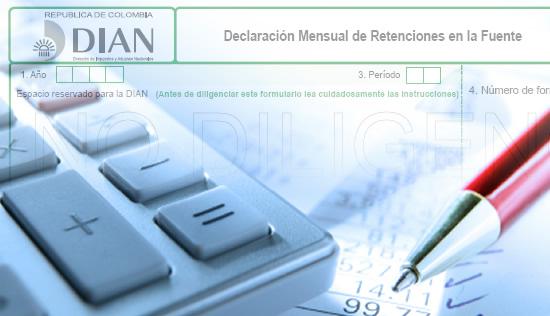 Formulario 350 que solo servirá para declaraciones de enero y febrero fue prescrito por la DIAN